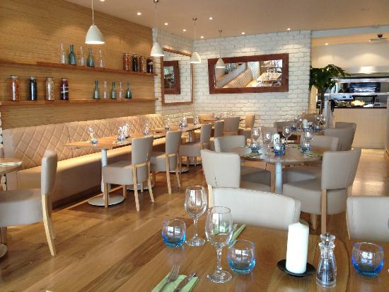 Ego Mediterranean Restaurant - Stockton Heath: Warm and Welcoming