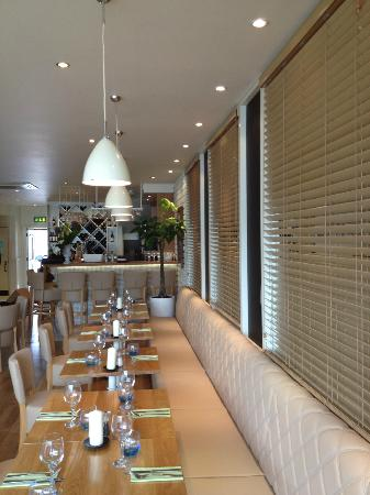 Ego Mediterranean Restaurant - Stockton Heath: Fresh and Vibrant