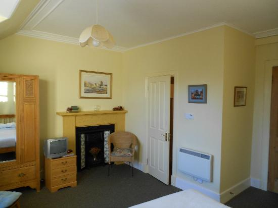 Spacious double room at Cairn Hotel, Carrbridge
