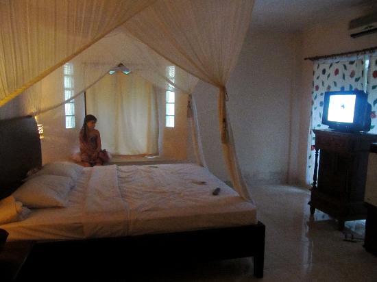 Graha Resort: Vores værelse/suite