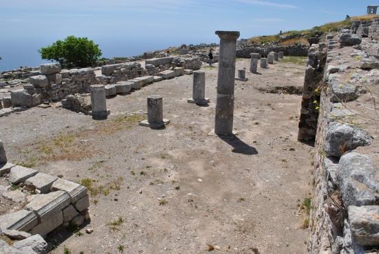 Ancient Thera: Old Thera