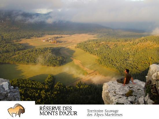 Thorenc, Frankreich: Panorama de la Réserve