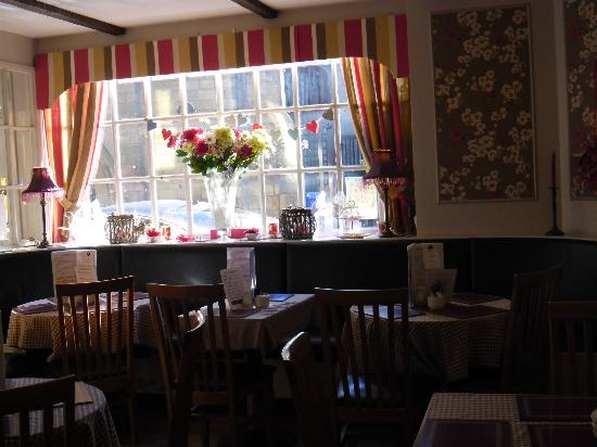 The Chantry Tea Room: Inside the Tea Room