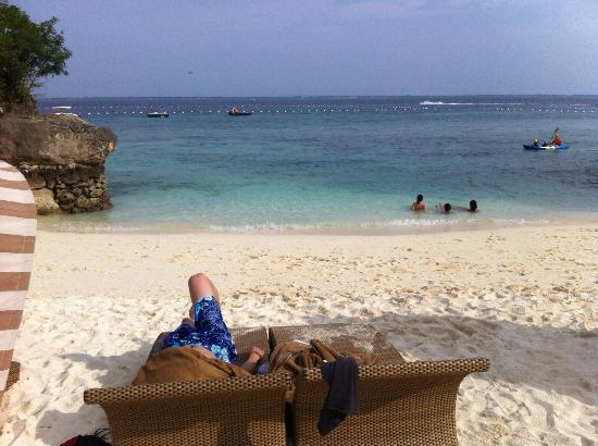 Shangri-La's Mactan Resort & Spa: Relax