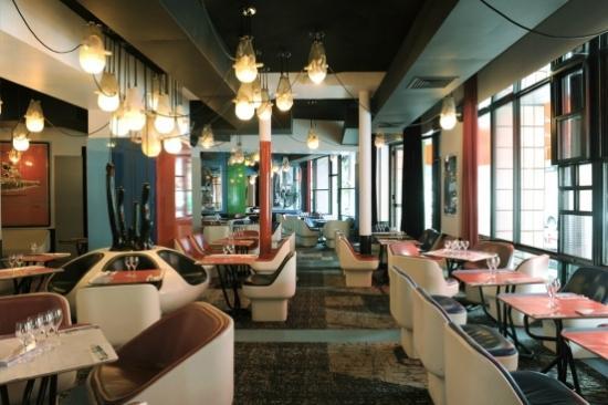 cafe etienne marcel par s les halles restaurante opiniones n mero de tel fono fotos. Black Bedroom Furniture Sets. Home Design Ideas