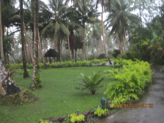 Namale Resort & Spa: The landscapes