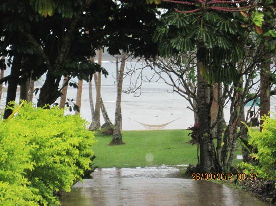 Namale Resort & Spa: Beach view
