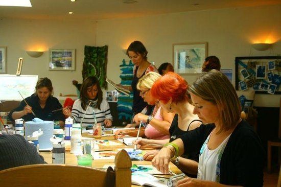 Aggie Arts Sketchbooking workshop