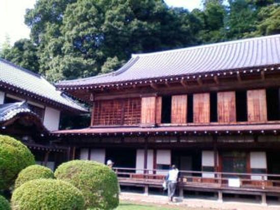 旧新井邸・・・敷地900坪
