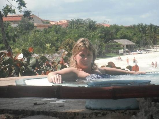 Paradisus Rio de Oro Resort & Spa: heaven in the jacuzzi