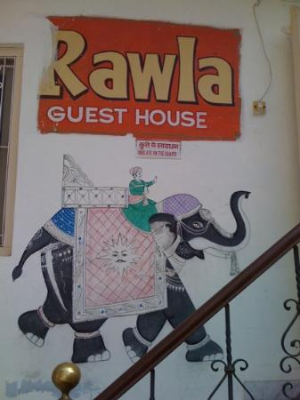 Rawla Palace Paying Guest House: rawla GH