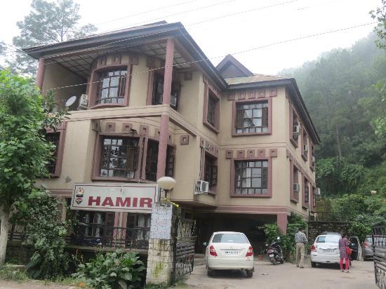 The Hamir (HPTDC): Hotel Hamir