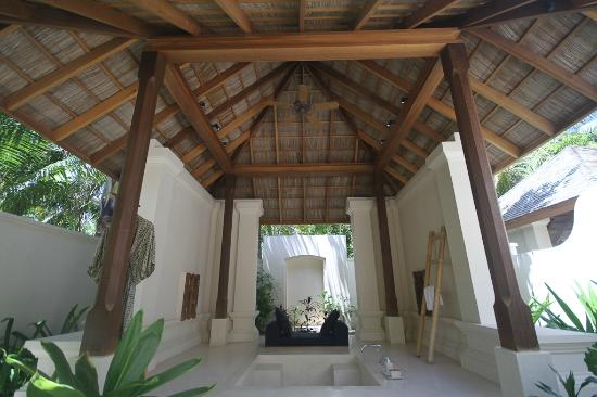 Conrad Maldives Rangali Island: jacuzzi