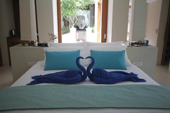 Conrad Maldives Rangali Island: small wonders from our housekeepers