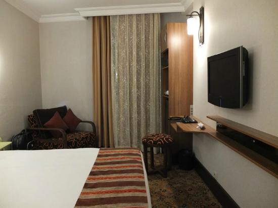 Konak Hotel: Chambre