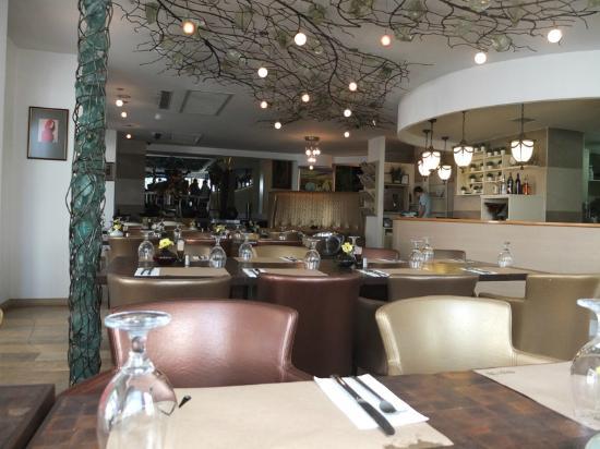 Konak Hotel: Restaurant