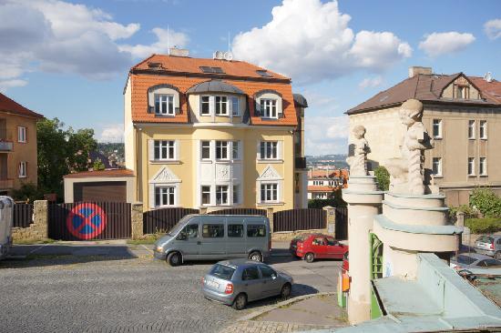 Hotel Garni Rambousek Prague