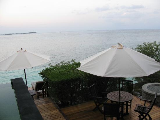 Wakatobi Dive Resort: View from villa 3