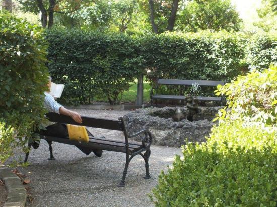 Mercure Villa Romanazzi Carducci Bari: A restful spot