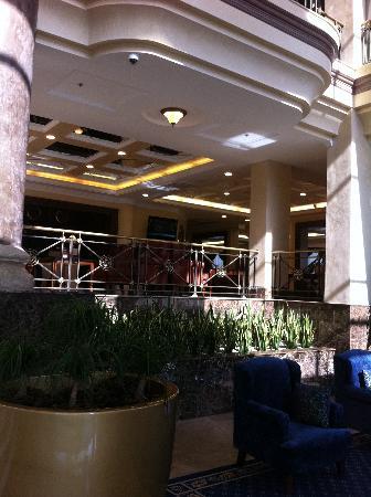 Shakhtar Plaza: zeer mooi hotel