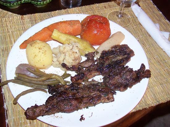 Tigmi Al Yom : Bon apétit