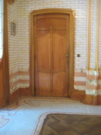 Horta-museet: Doorway