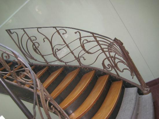 Horta Müzesi: Ironwork