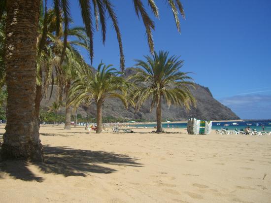 Santa Cruz de Tenerife, España: Playa