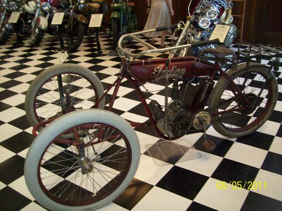 Sturgis Motorcycle Museum & Hall of Fame: Early Indian Motorcycle