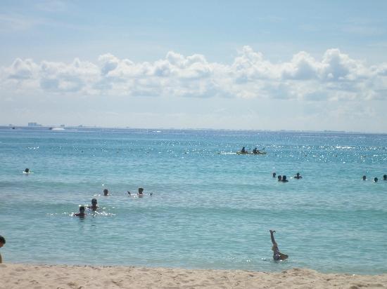 Iberostar Tucan Hotel: Sea