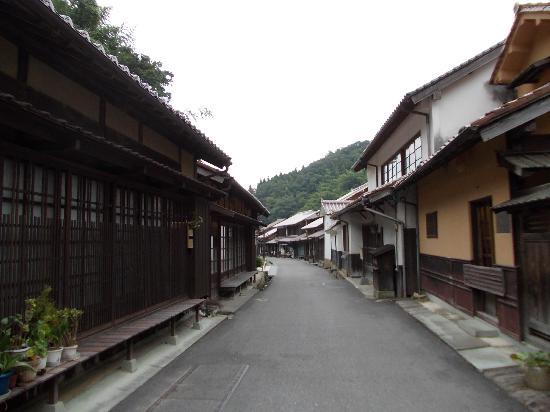 Iwami-Ginzan Silver Mine: 街並