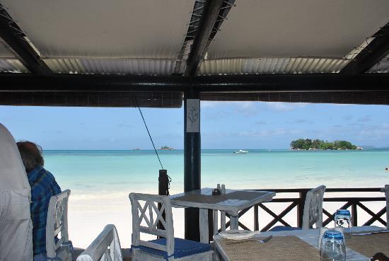 Paradise Sun: vista dal ristorante