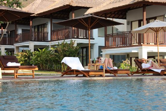 Living Asia Resort and Spa Lombok: The pool