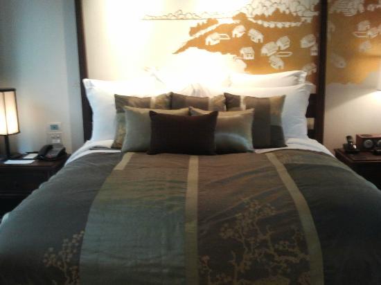 Le Meridien Koh Samui Resort & Spa : Plunge pool bedroom