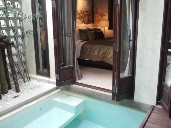Le Meridien Koh Samui Resort & Spa: Plunge Pool Room