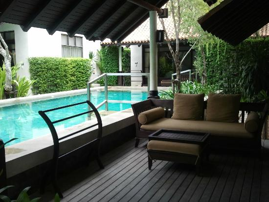 Le Meridien Koh Samui Resort & Spa: Pool access room