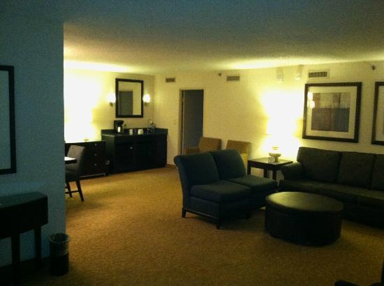 羅利克拉布特里大使套房飯店照片