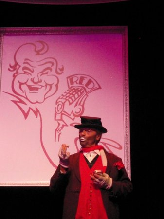 Red Skelton:  A Performance Tribute by Tom Mullica