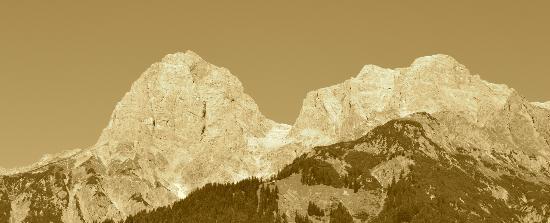 "Naturhotel Thalerhof: ""Schlafende Jungfrau"""