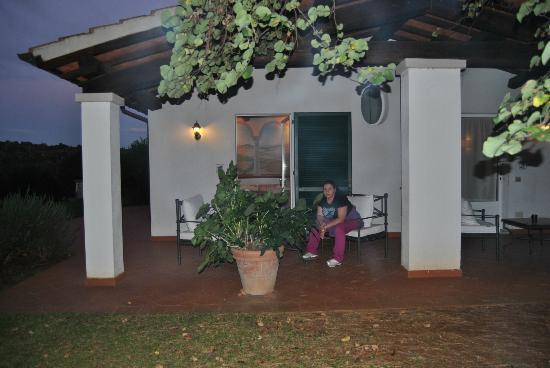 Ghiaccio Bosco: camera mandragora