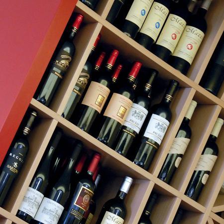 La Locanda dei Capitani: Selezione vini