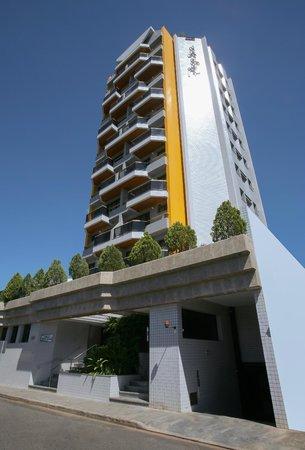 Plaza Inn Flat Araxa