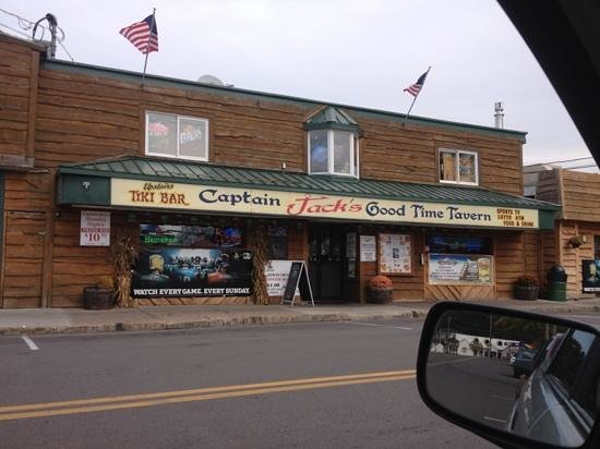 Captain Jack's Goodtime Tavern sodus point ny: captain jacks eatery in sodus point ny