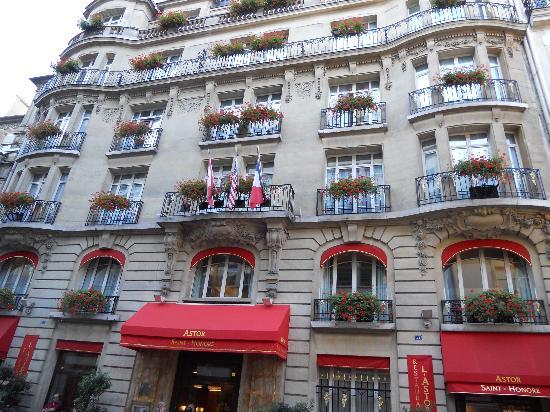 Hotel Astor Saint-Honore: recomendo Hotel Astor - Saint Homoré - Paris