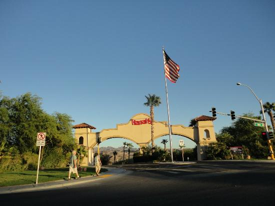 Harrah's Laughlin: hotel