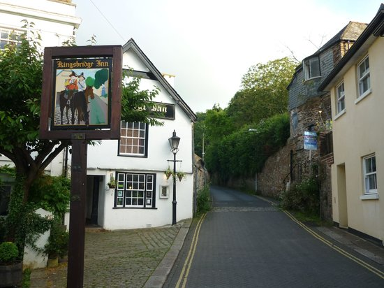 The Kingsbridge Inn: Delicious food