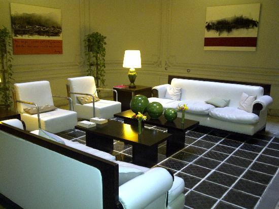 Tres65 Concept: lobby planta alta