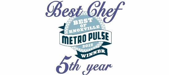 RouXbarb : Metro Pulse Best Chef 2012