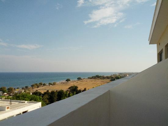 Doreta Beach Hotel: View from room