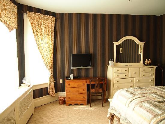 Frederick Street Inn: Chambre Bricker